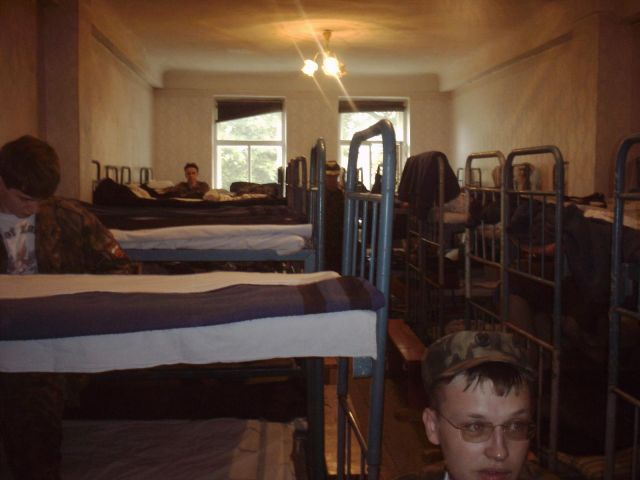 Итого проживало в данной комнатке 30 человек.
