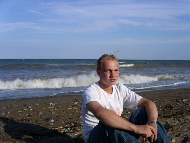 Я-балбес из группы эу-1-03. Крым.