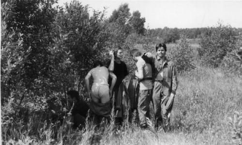 Сборы - АП-5-87 - 1992