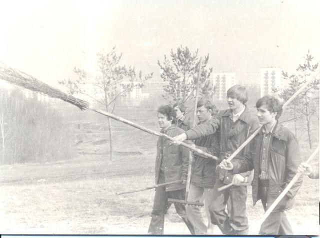 весна 1980