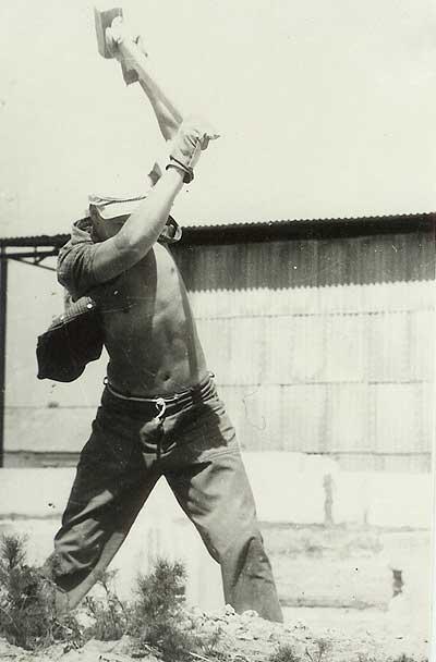 Легендарная личность-Свиридов Вова,он-же Железный человек,он