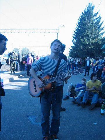 слет в Луховицах в сентябре 2006-го