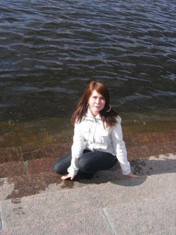 на набережной... водичка, теплый день - красота....=))