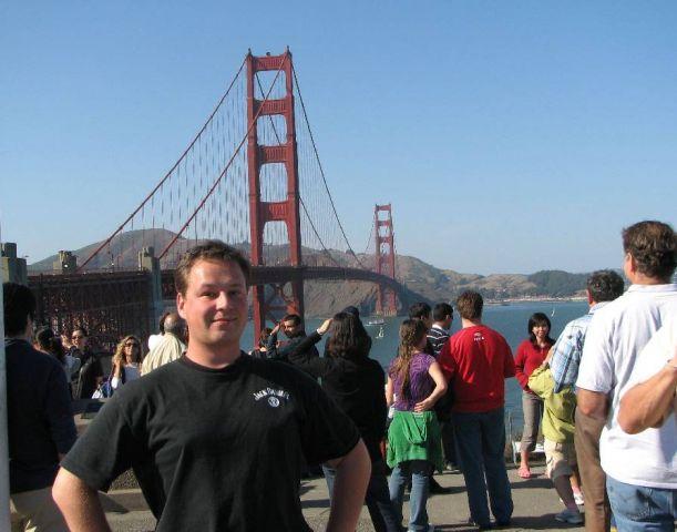 Golden Gates Bridge & MIREA